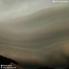 Paraná tem mais pancadas de chuva nesta sexta