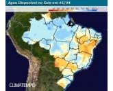 Condição do solo melhora desenvolvimento da lavoura no Sul