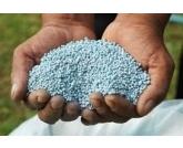 Queda no volume de fertilizantes entregues no país